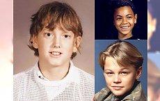 Tak za młodzieńczych lat wyglądały największe światowe gwiazdy! POZNAJECIE?!