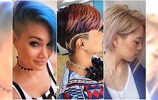 Krótkie fryzury - największe trendy, najmodniejsze cięcia. DUŻA GALERIA propozycji!