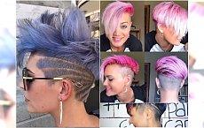 Krótkie fryzury w letnich kolorach - śmiałe, oryginalne i super kobiece!