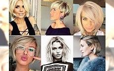 Uwodzicielskie boby i pixie dla blondynek - trendy na sierpień i wrzesień