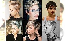 Odświeżona galeria fryzurek pixie cut, która sprawi, że będziesz chciała obciąć włosy natychmiast!