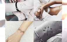 Subtelne tatuaże na nadgarstek - delikatne motywy dla kobiet ceniących minimalizm