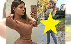 Reklamuje swoje OGROMNE POŚLADKI mówiąc, że Kim Kardashian to jej mierna kopia! Rzeczywiście ma się czym chwalić?