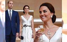 Księżna Kate w Polsce w kreacji polskiej projektantki. Nie możemy od niej oderwać wzroku!