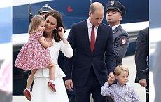Książę William i księżna Kate do Polski nie przyjechali sami! Towarzyszyły im dzieci. Urocze!