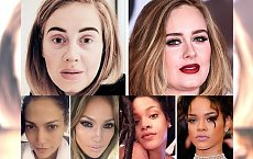 WOW! Oto 11 hollywoodzkich gwiazd, które pokazały się bez makijażu i zaskakują swoim naturalnym pięknem!