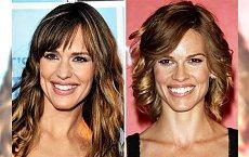 Te gwiazdy Hollywood wyglądają IDENTYCZNIE! Podobieństwo jest niewiarygodne...