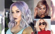 NAJLEPSZE CIĘCIA SEZONU dla półdługich włosów - fryzurki, które czarują!