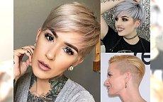 Krótkie fryzury, którym ciężko się oprzeć! Galeria modnych cięć 2017!