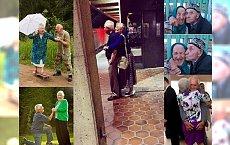 Ci starsi ludzie wiedzą, czym jest prawdziwa miłość! Wyjątkowa galeria, która wzrusza i chwyta za serce!