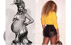 Beyonce ODSŁANIA BRZUCH 2 miesiące po urodzeniu bliźniaków! Lepiej niż Lewandowska?