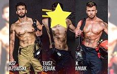 Mister Polski 2017: Oto wszyscy finaliści jako STRAŻACY! Jednego BARDZO DOBRZE znacie