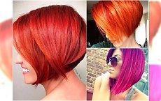 Rudy bob - ta fryzura robi wrażenie! Zobaczcie najpiękniejsze cięcia i kolory