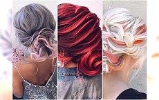 Patent na zachwycająca fryzurę? Połącz uczesanie z niezwykłym kolorem włosów