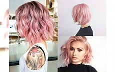 Koloryzacja w różnych odcieniach różu - inspiracje, które sprawią, że zapragniecie tego koloru NATYCHMIAST!