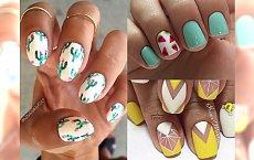 Najpiękniejsze stylizacje manicure do wypróbowania pod koniec sierpnia - WYBÓR REDAKCJI