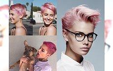 Fryzura, za którą absolutnie przepadamy: drapieżne pixie cut w odcieniach różu. Galeria fantastycznych inspiracji!