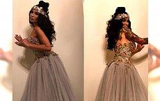 Eva Minge wzięła ślub! Pokazała 3 suknie ślubne. Jedna z nich była... CZARNA!