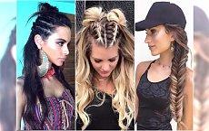 Warkocze na lato - 20 super pomysłów na wakacyjną fryzurę