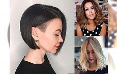 Galeria półdługich fryzurek! Odkryj najnowsze fryzjerskie trendy!