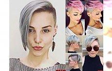 Krótkie fryzurki dla wymagających i stylowych kobiet - GALERIA TRENDÓW!