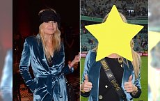 Monika Olejnik w oryginalnym płaszczu. Nie zgadniecie, która znana gwiazda wybrała taki sam!