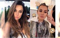 Natalia Siwiec zmieniła fryzurę! Świeżo upieczona mama ścięła włosy i przefarbowała na czarno