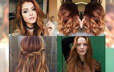 Subtelne odcienie rudego - koloryzacja dla kobiet, które chcą odświeżyć swój look