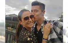 Anna Lewandowska pokazuje urocze zdjęcie, na którym Robert trzyma Klarę!