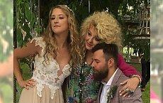 Lara Gessler wzięła ślub! Magda Gessler pokazała, jak wyglądała w sukni ślubnej