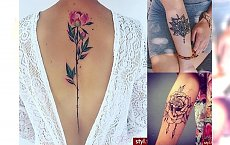 Uwielbiacie tatuaże i szukacie inspiracji dla siebie? Oto galeria pełna stylowych motywów!