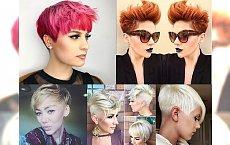 Galeria cięć dla krótkich włosów - te fryzurki to niekwestionowany HIT!