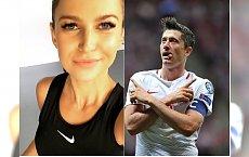 Anna Lewandowska kibicowała Robertowi podczas meczu z małą Klarą! Słodkie?