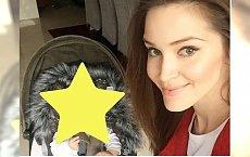 Natalia Jakuła pokazała zdjęcie 7-miesięcznego syna. Fanka: Cudne włoski! Musisz pół oddać Klarze Lewandowskiej, dziwnie łysa jest