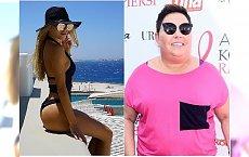 Ewa Chodakowska odpowiedziała Dorocie Wellman: Opona na brzuchu jest oznaką lenistwa lub choroby