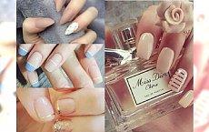 Nude manicure - odświeżona galeria inspiracji z samymi perełkami