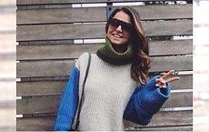 Anna Lewandowska w swetrze z H&M. Fanki pieją z zachwytu. Naprawdę jest nad czym?