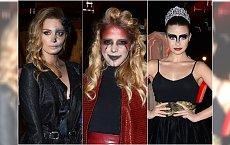Upiorne gwiazdy na Halloween Party: Mercedes, Wieniawa, Ziółek. Kto się najlepiej przebrał?