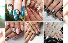 """Instagram challenge ,,jesienny manicure"""" - oceń zdjęcia naszych czytelniczek!"""