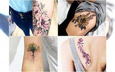 19 mega stylowych propozycji na kobiecy tatuaż - modne inspiracje!