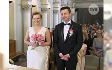 """Ślub od pierwszego wejrzenia 2: Agnieszka i Marcin powiedzieli """"tak"""". Fani: Bardzo sztywni. Zanudzą się sobą"""