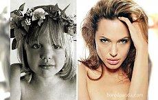 Zobacz, jak wyglądały znane gwiazdy, kiedy były dziećmi! Bardzo się zmieniły?
