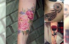TOP 15 MEGA stylowych wzorów tatuażu! Te pomysły zapadają w pamięć!