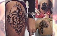 20 genialnych pomysłów na tatuaż! Aż ciężko się zdecydować na jeden wzór!