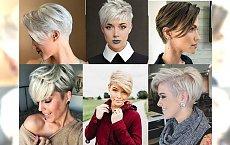 Pixie cuts 2018 – nowoczesne krótkie fryzury, które odejmą Ci lat