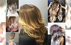 Balejaż w nowej odsłonie! Trendy w farbowaniu włosów na 2018 rok