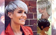 Modne krótkie fryzury damskie 2018 - sprawdzamy najświeższe trendy