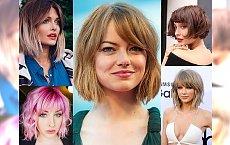Czarujące fryzury z grzywką - 20 fryzur, które nigdy nie wyjdą z mody