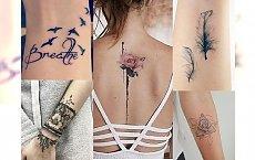 Najpiękniejsze tatuaże dla kobiet - galeria inspiracji