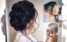 Galeria kobiecych, ożywczych fryzurek dla półdługich i długich włosów - CO ZA GALERIA!